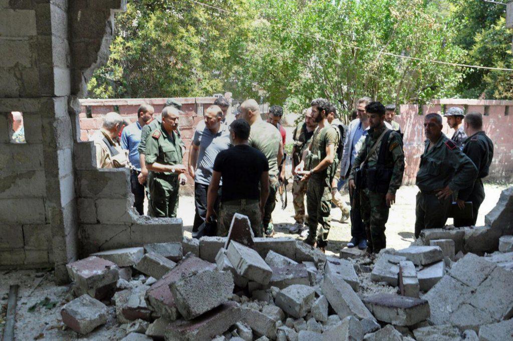 Cese al fuego en Siria. @AP