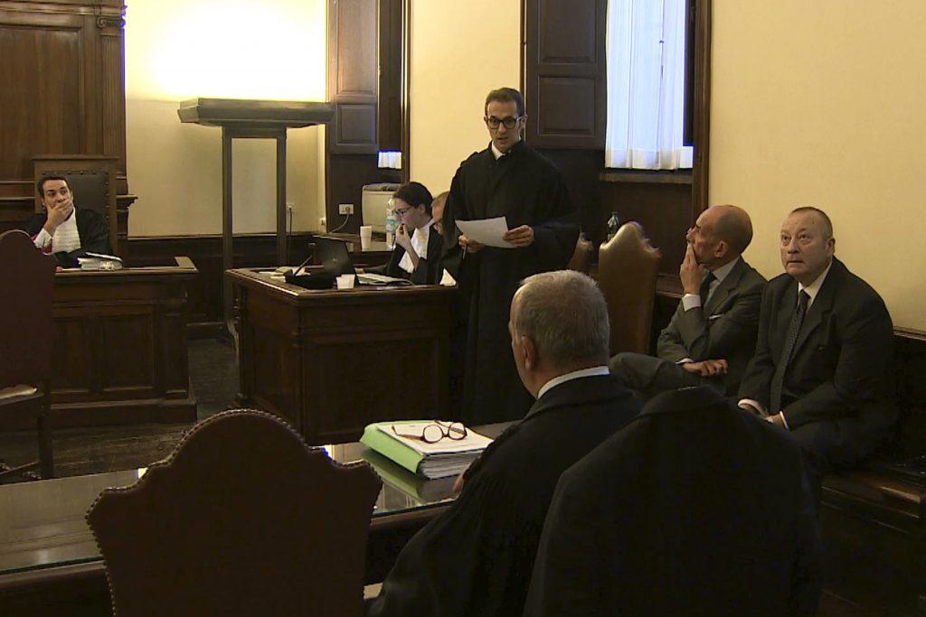 Inicio de audiencias por casos de corrupción en el vaticano. @AP