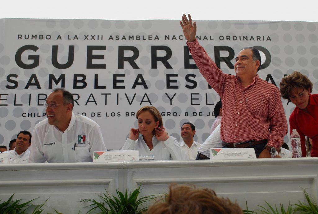 Héctor Astudillo. @Cuartoscuro.com