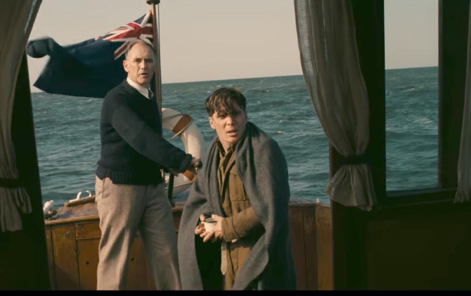 Dunkirk de Christopher Nolan. dunkirkmovie.com