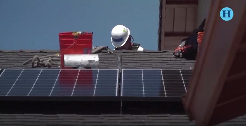 La energía solar que impulsa California