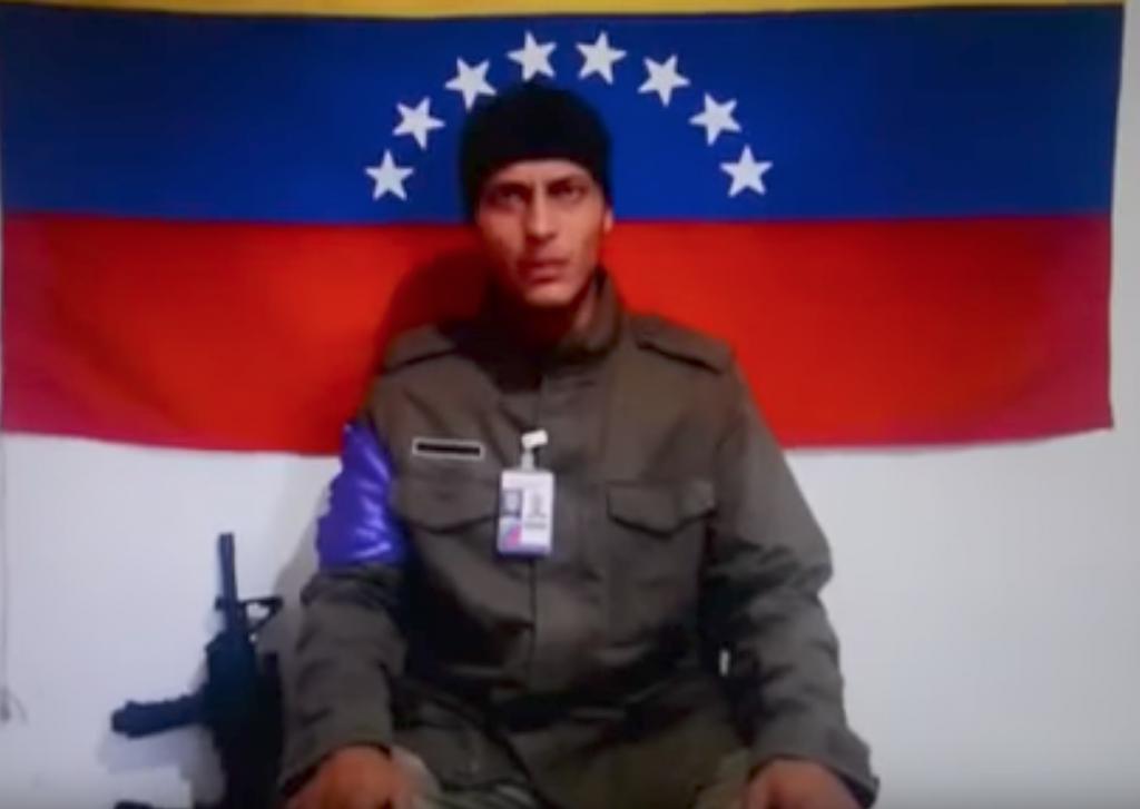 Mensaje de Óscar Perez para Venezuela. Youtube.com