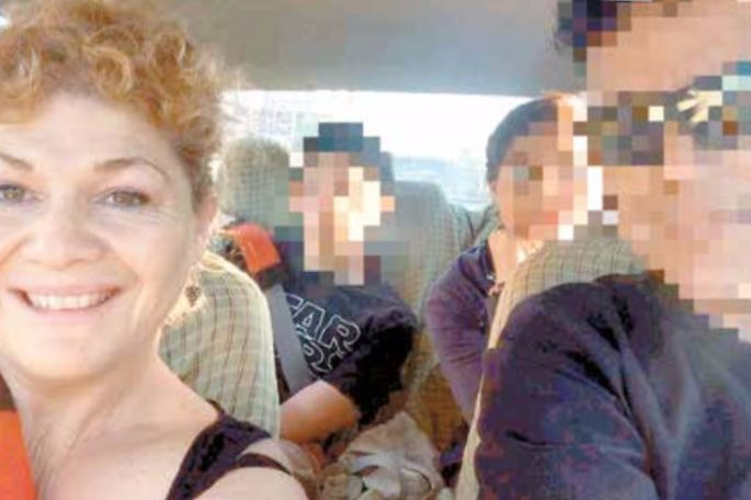 Alma Angélica Ciani González, murió por tres disparos en Tijuana