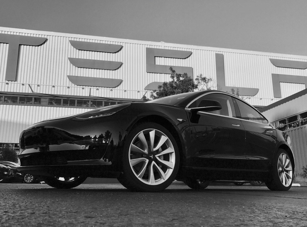 @elonmusk Model 3