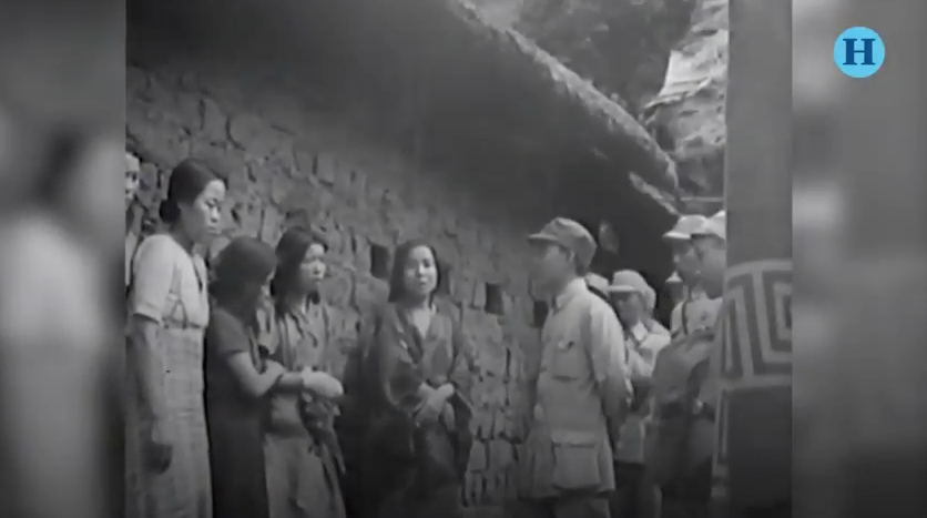 "Revelan video de ""esclavas sexuales"" del ejército japonés"
