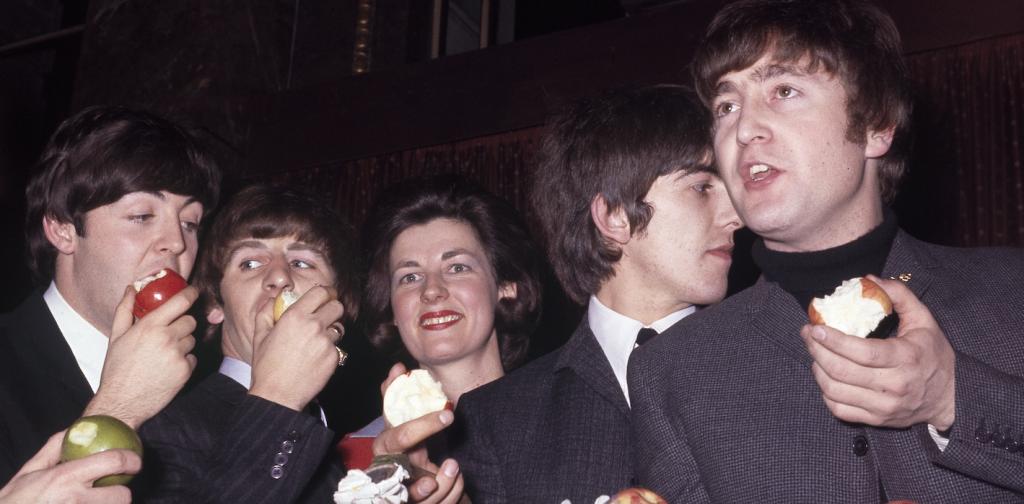 The Beatles. @AP
