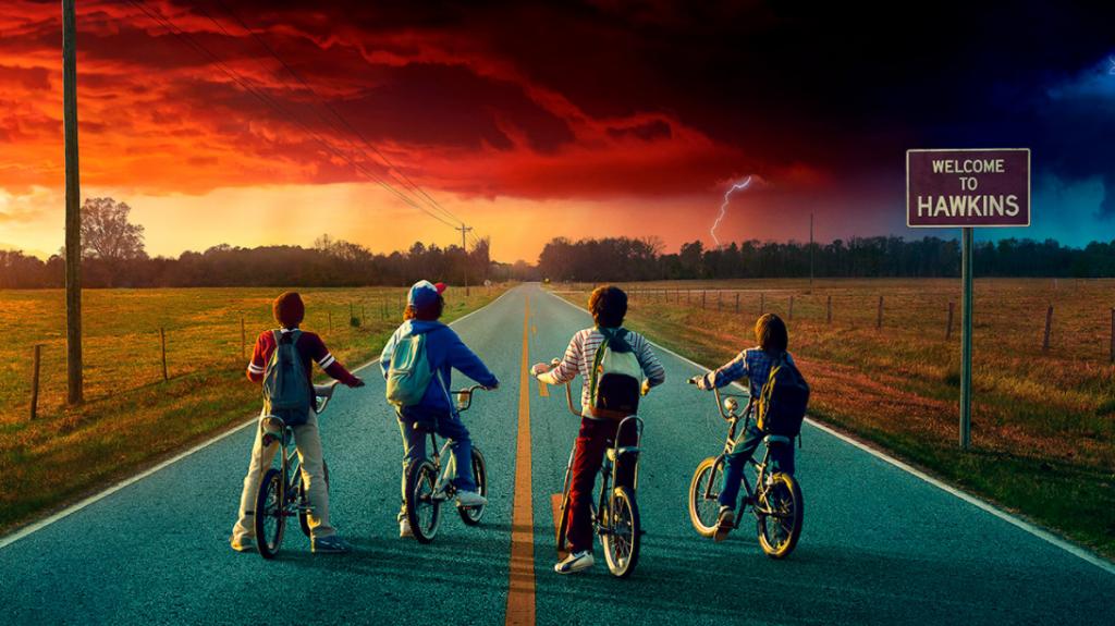 Stranger things regresa a Netflix el 27 de octubre