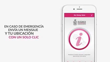 Crean app que permite a la mujeres alertar una situación de riesgo