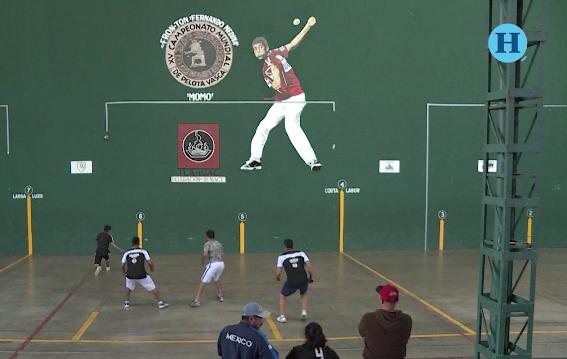 Primer mundial de Frontball se jugará en Tepito