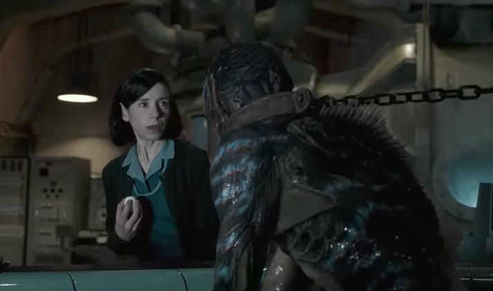 The Shape of Water, primer avance de la película de Guillermo del Toro