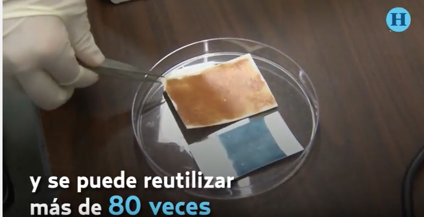 Científicos crean papel que se puede borrar y reimprimir hasta 80 veces