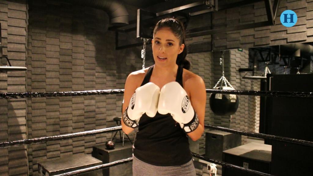H Fitness: rutina de box con Eva Cedeño
