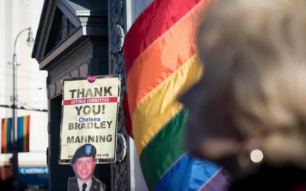 El Presidente Donald anunció que no aceptará a personas transgénero en el ejército. @AFP