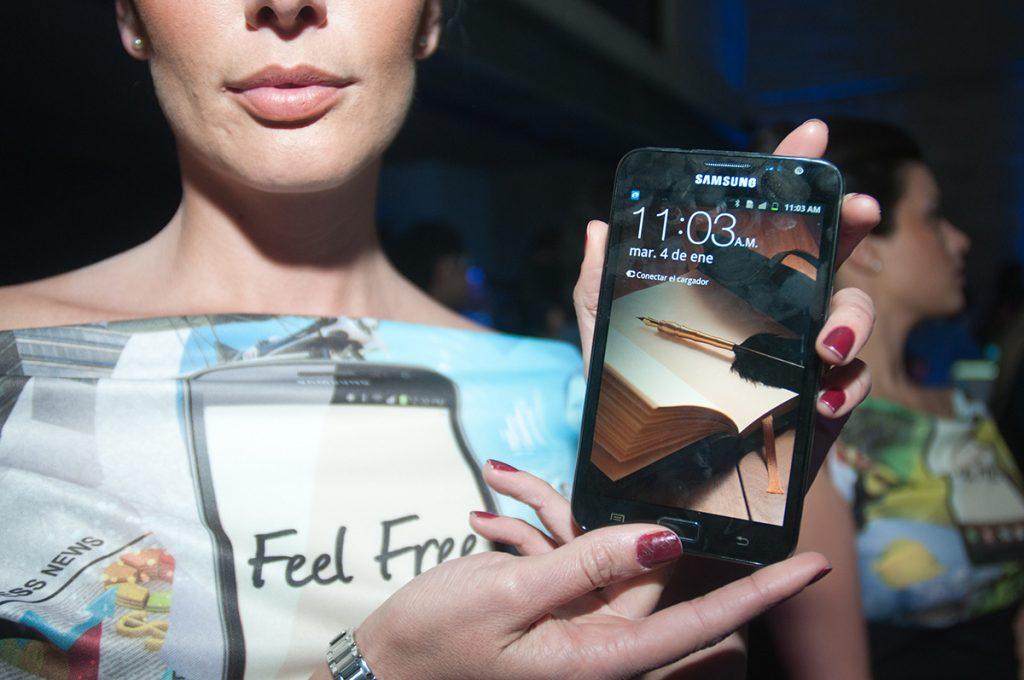América Móvil y Samsung anuncian acuerdo para tecnología 4.5G