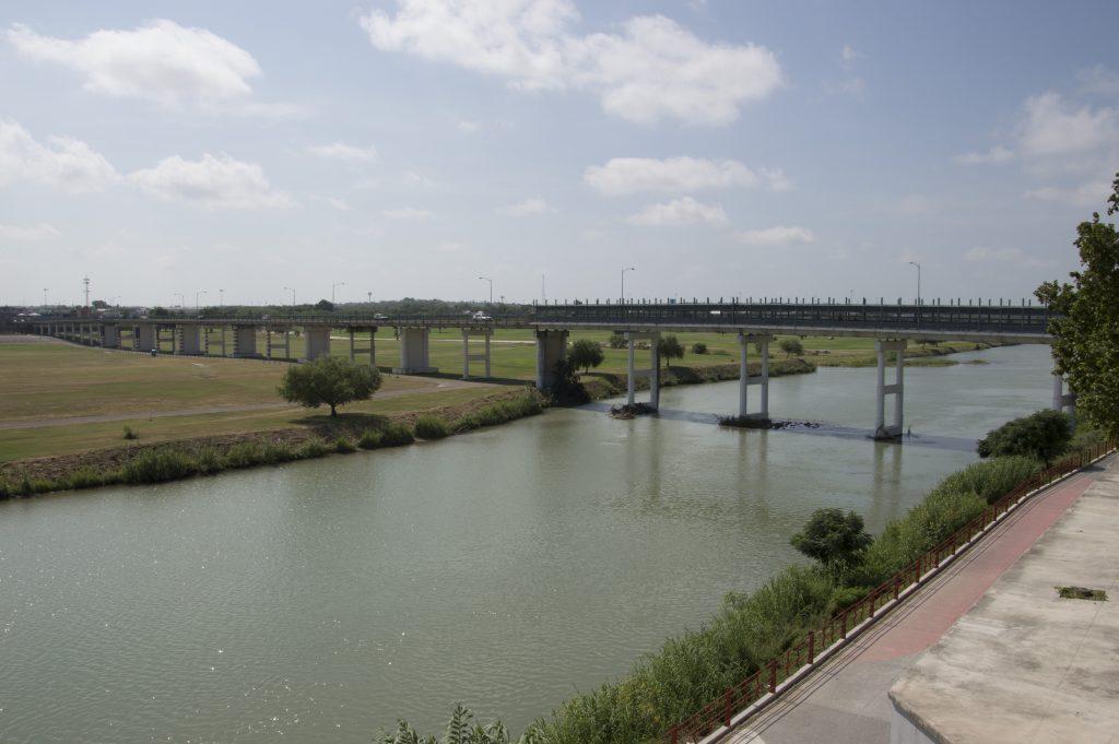 Río Bravo. Archivo. CUARTOSCURO.