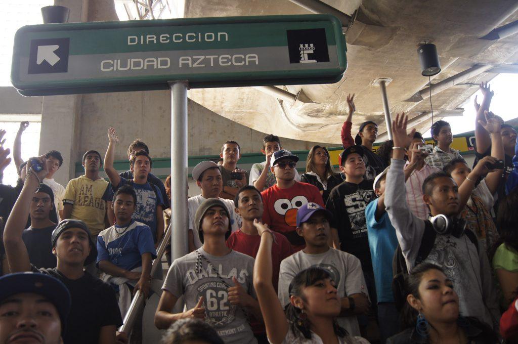 Concierto Rap mexicano. @Cuartoscuro.com