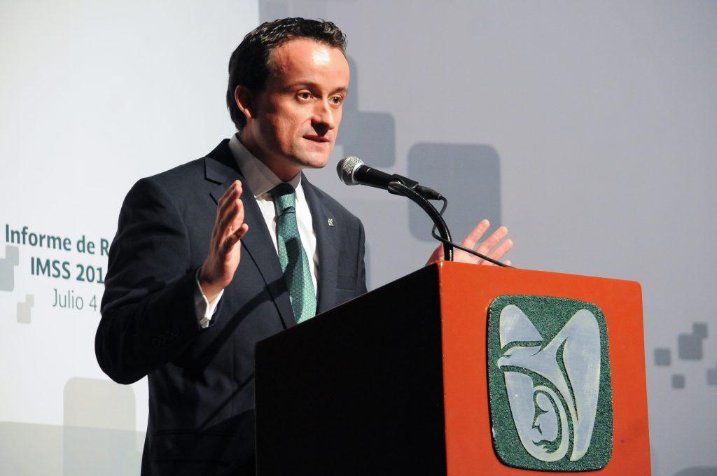 Mikel Arriola. @Cuartoscuro.com