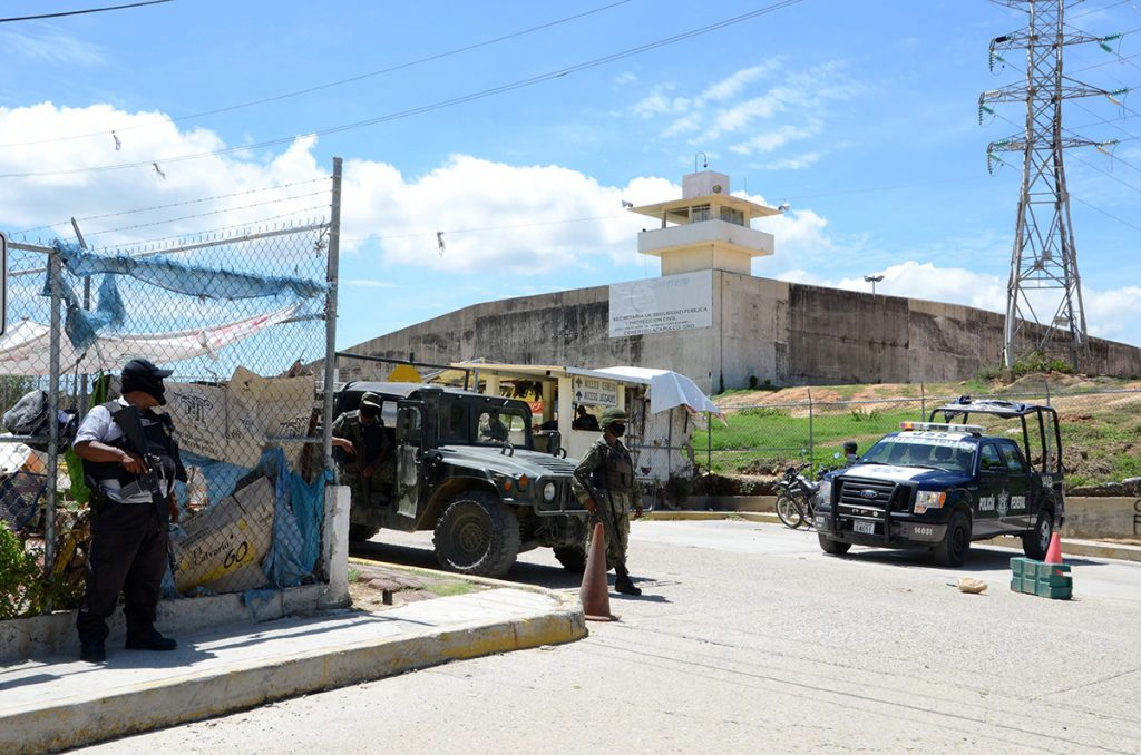 Riña en Penal de Acapulco deja 28 muertos