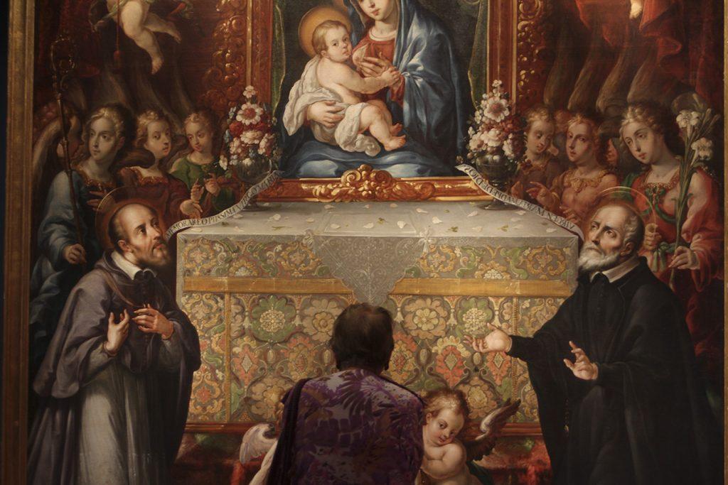 Met inaugura exposición dedicada a mexicano Cristóbal de Villalpando