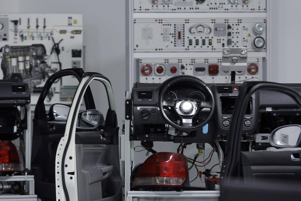 La industria alemana del motor formó un cártel desde los 90
