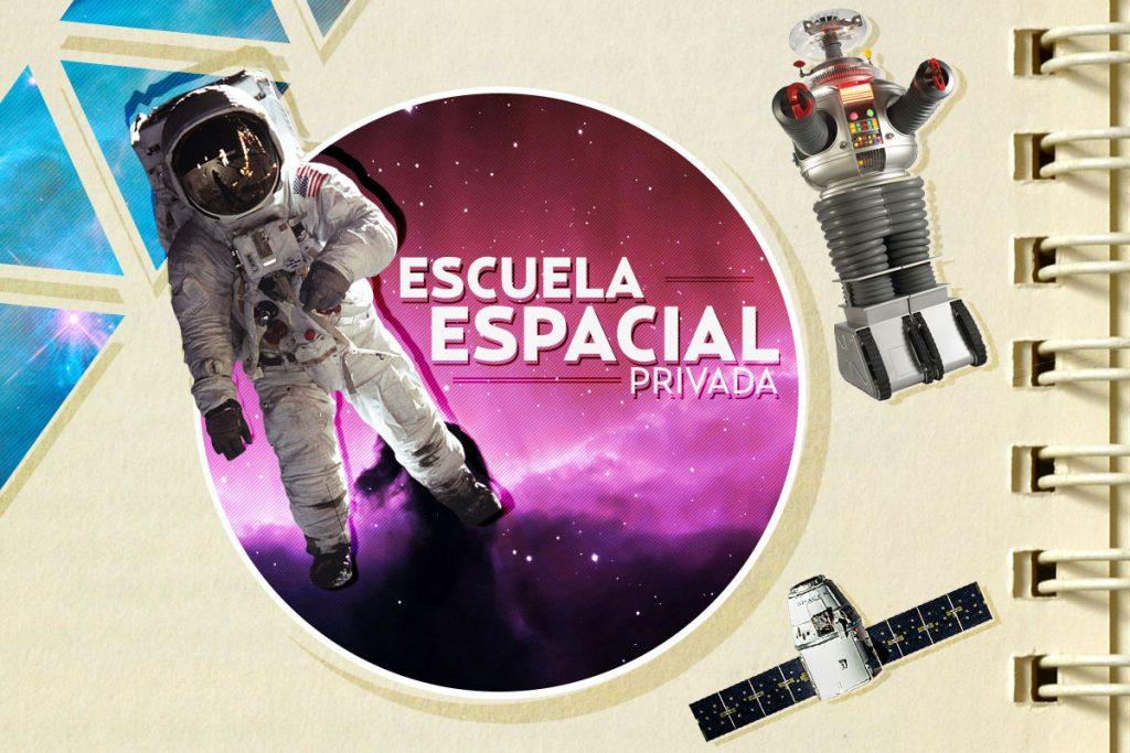 Ser Astronauta, el sueño de todo niño, es ahora la carrera del futuro