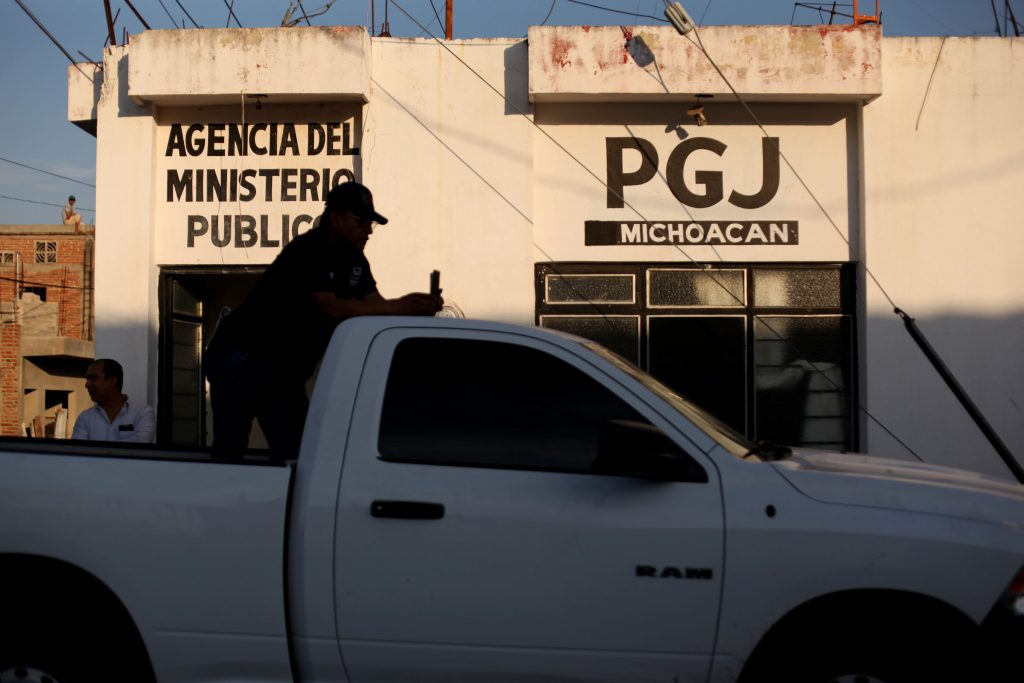 Tepalcatepec. Archivo. CUARTOSCURO.