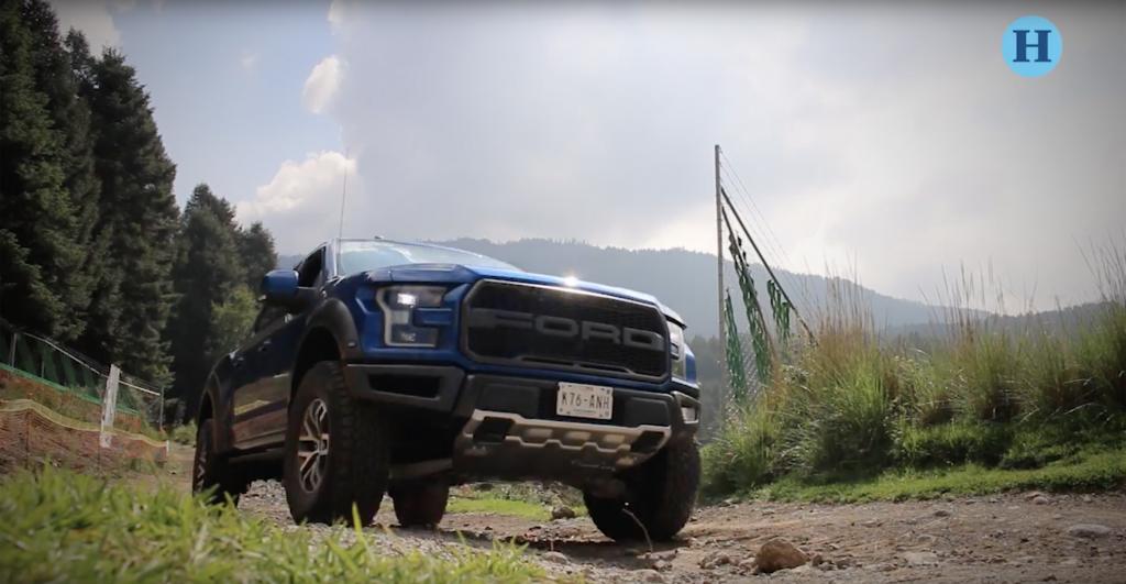 Probamos la Ford Raptor