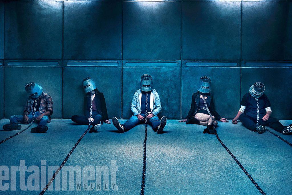 Lionsgate para Entertainment Weekly