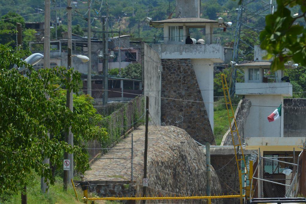 Penal de Las Cruces en Acapulco. Foto: Cuartoscuro