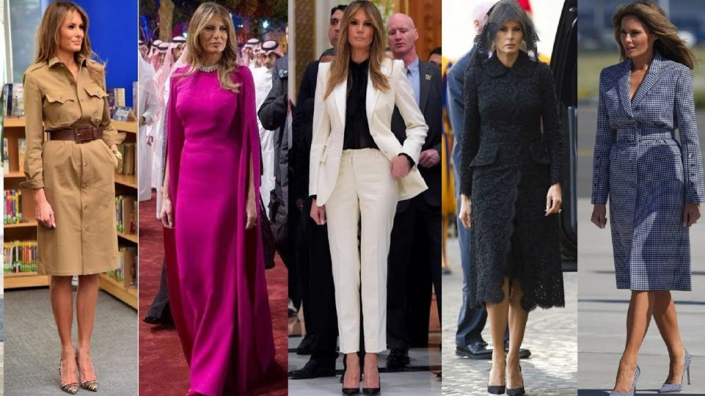 Melania Trump, la Primera Dama Celebrity