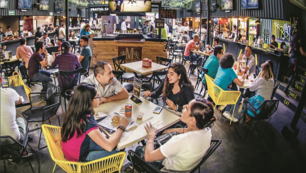 Mercados gourmet conquistan la Ciudad de México