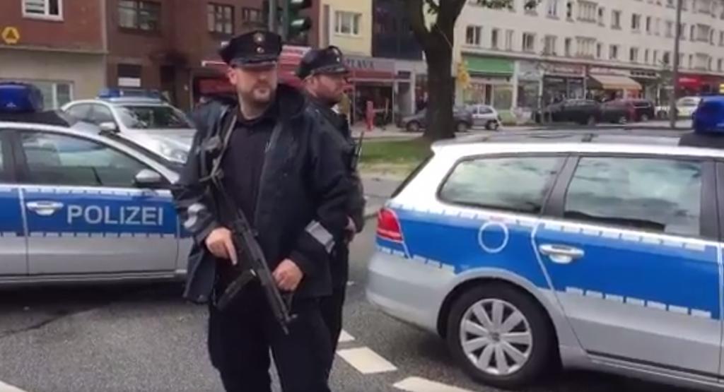 Un ataque en un supermercado en Hamburgo dejó una persona muerta