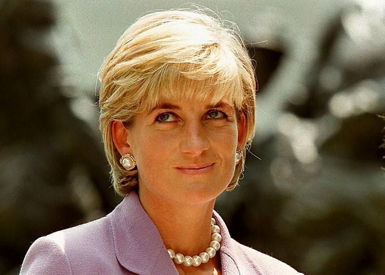 Diana, un cuento de hadas con un final muy trágico