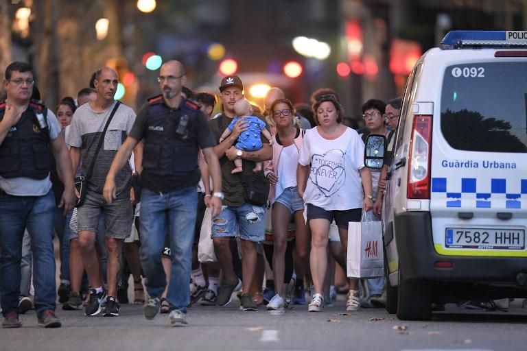 Barcelona. Los atropellos masivos en Europa, el vehículo como arma