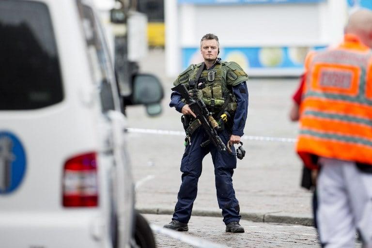 Dos muertos y seis hospitalizados tras agresión en Finlandia