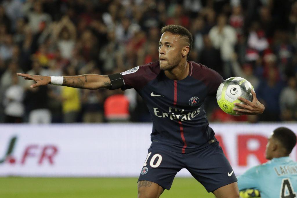 Neymar Jr. @AFP