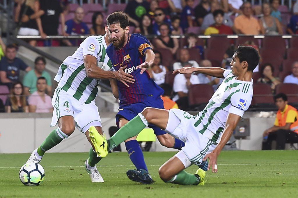 Lionel Messi. @AFP