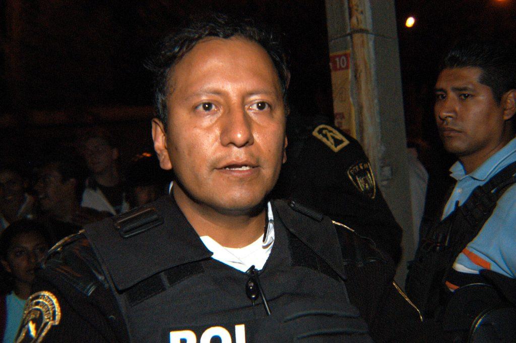 Gabriel Regino. CUARTOSCURO.