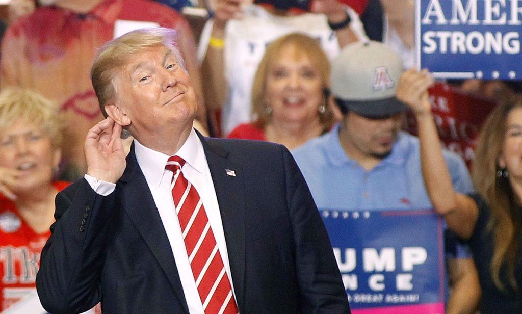 Dichos de Trump sobre TLCAN son una estrategia de negociación