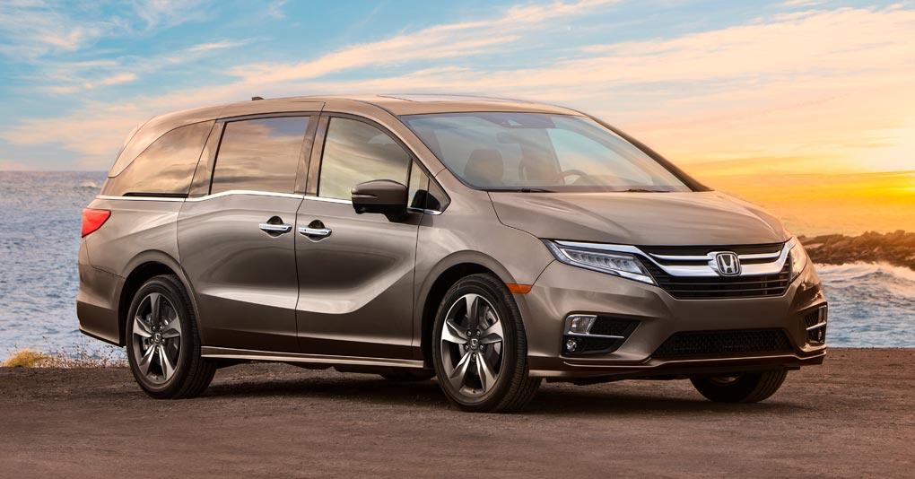 Llega la nueva Honda Odyssey 2018 a México