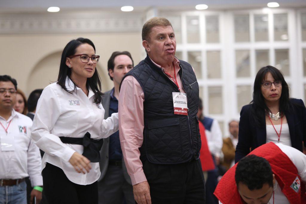 José Manzur, secretario de Gobierno del Estado de México. @Cuartoscuro.com