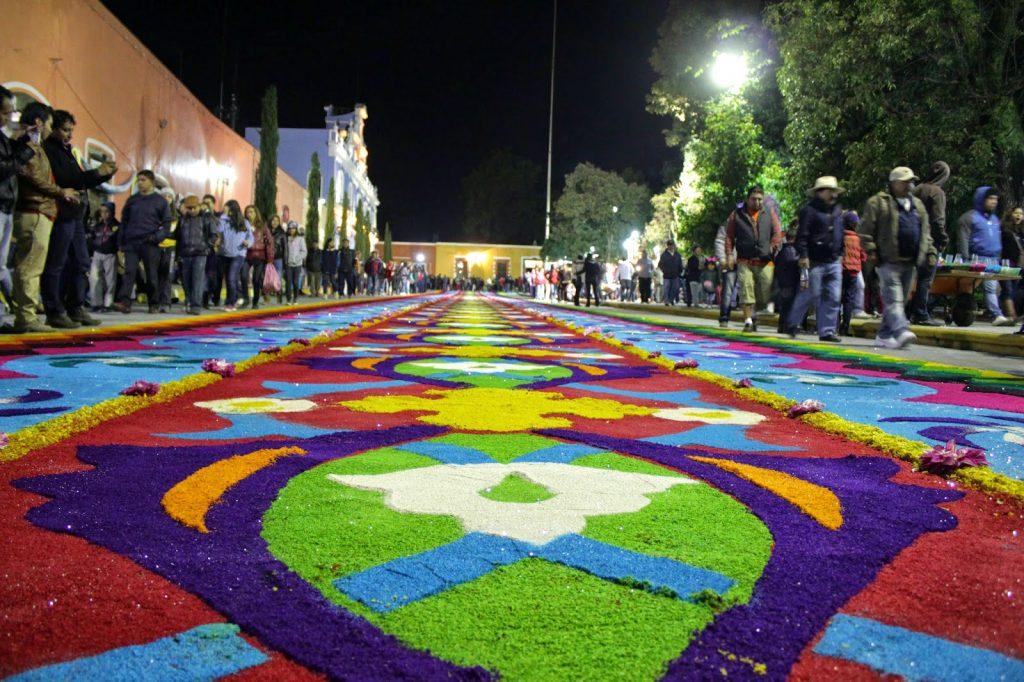 Feria de Huamantla. Notimex.