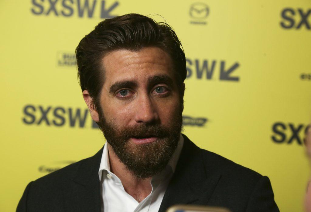 Jake Gyllenhaal. AP.