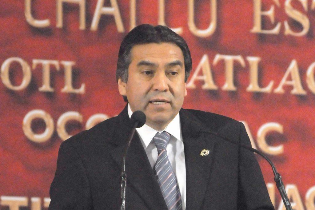 Baruch Delgado, extitular de la Comisión estatal de Derechos Humanos, quien será avalado este jueves como magistrado. FOTO: CUARTOSCURO