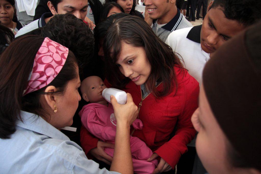 Programa preventivo sobre la educaci—ón sexual y planificaci—ón familiar para jóvenes. @Cuartoscuro.com