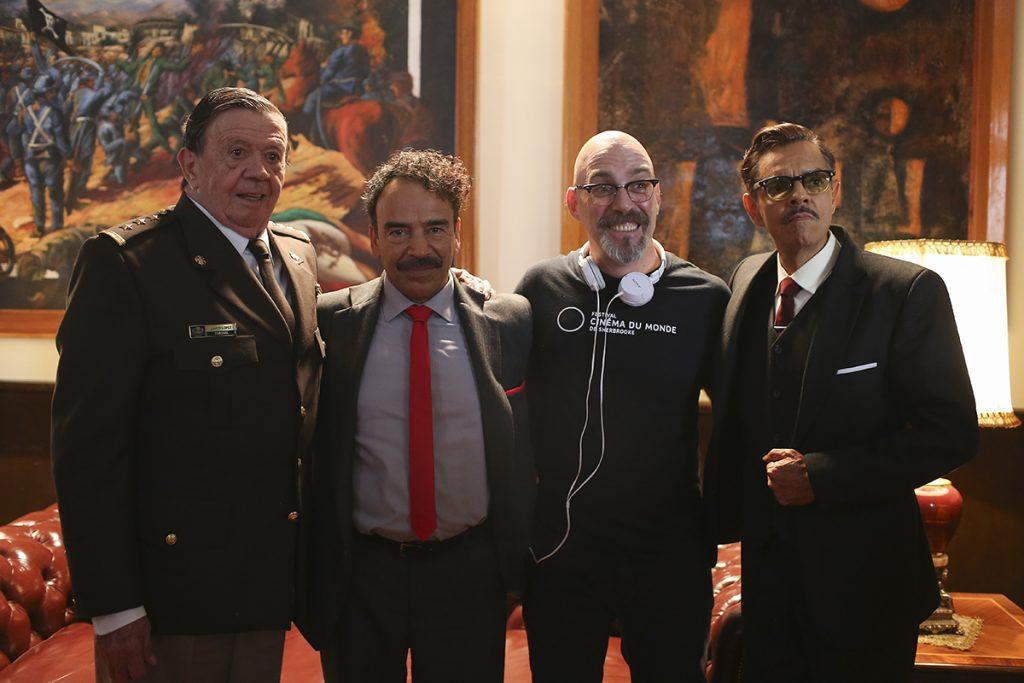 El Complot Mongol. El clásico regresa - El Heraldo de México