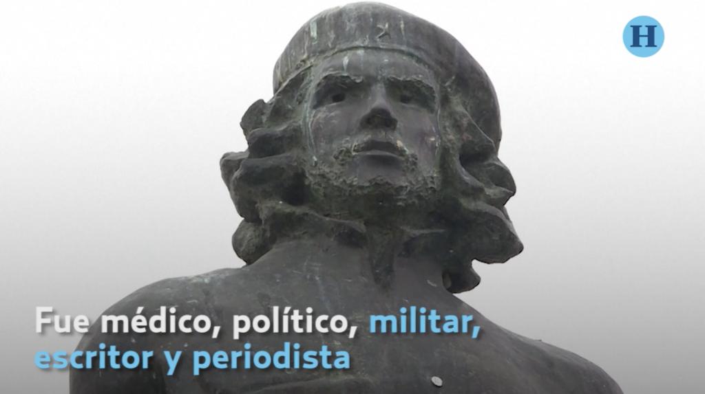 Fundación reclama eliminar monumento al 'Che' Guevara en Argentina