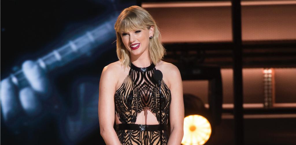 Taylor Swift. @AP