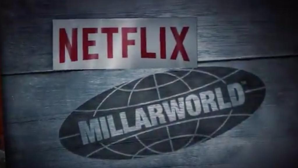Netflix compra la editorial de cómics Millarworld, casa de Kingsman