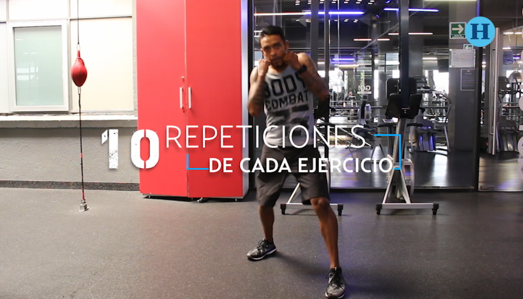 H Fitness: Rutina de Body Combat